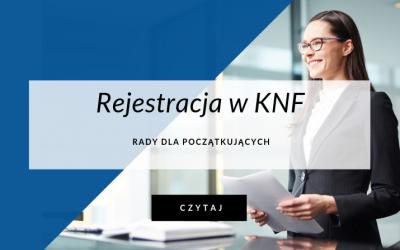 Jak zarejestrować Biuro Usług Płatniczych w KNF?